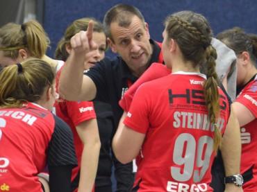 Thorsten Stange wird Trainer der HVE-Herren – im Gespann mit Dirk Mimberg