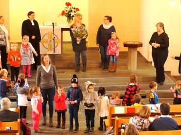 Jahresempfang der Evangelischen Gemeinde Westhofen: farbenfroh und international