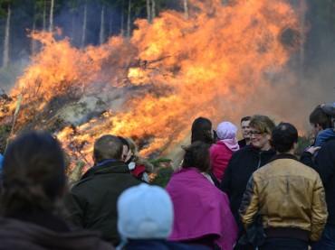 Die Gesundheit geht vor: Osterfeuer in Villigst fällt in diesem Jahr aus