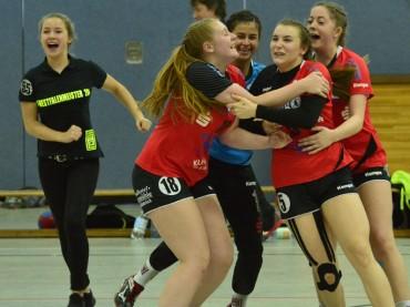 Ein großer Tag: HSG mit zwei Mädchenmannschaften im Finale um Westfalenmeisterschaft