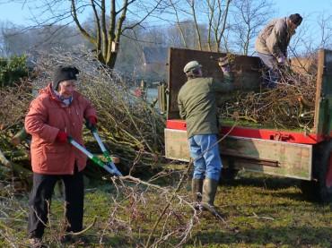 Auf den Stock gesetzt: AGON schließt Winterarbeiten ab