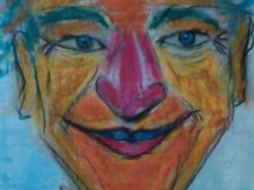 Leuchtende Portraits: Neue Ausstellung im Lo'Canta