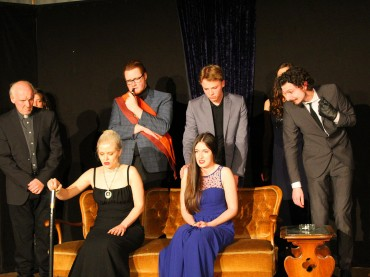 Theater am Fluss Richard III.: Leichen pflastern seinen Weg