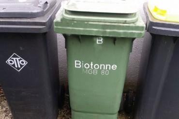 Biotonne: Zuviel Störstoffe = schlechte Qualität – Jetzt droht die rote Karte