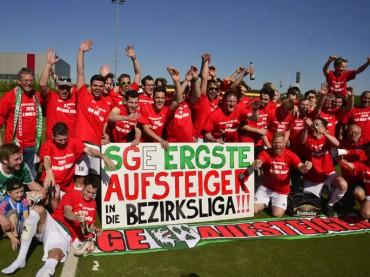 """SG Eintracht Ergste macht den Aufstieg perfekt: """"Das ist immer ein geiles Gefühl"""""""