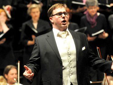 Zum Geburtstag der Konzertgesellschaft: Hiltrud Kuhlmann singt an der Seite von Roman Payer