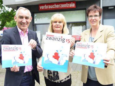 """Verbraucherzentrale in Schwerte: """"Weiter tragen, schützen, fördern"""""""
