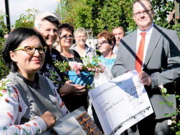 Schrebergartentradition mit Mehrwert:  Gartenkultur mit Familienanschluss