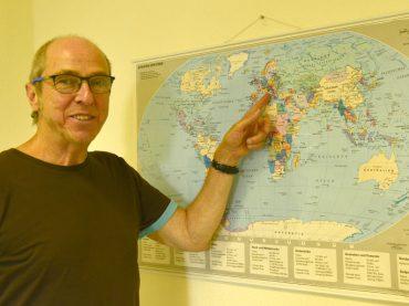 Hans-Joachim Berner – Migrationsarbeiter aus Leidenschaft
