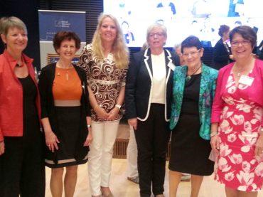 Bianca Dausend zu Gast bei der Adenauer Stiftung