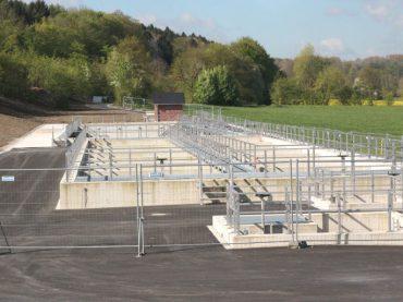 A45: Neue Regenwasserbehandlungsanlage in Ergste hat Betrieb aufgenommen