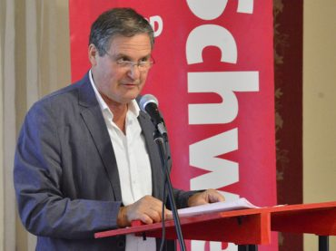 SPD ohne Vorsitzenden: Heinz Haggeney stellt seinen Posten zur Verfügung