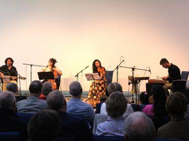 Sommerkonzert: Kurdische Ethno-Klassik fand Anklang