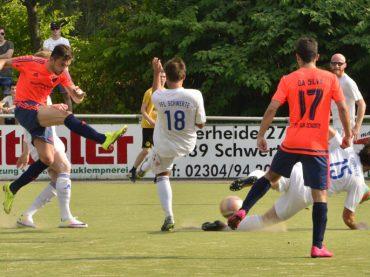 VfL kann ja doch noch gewinnen: 2:1 im Derby gegen den ETuS/DJK