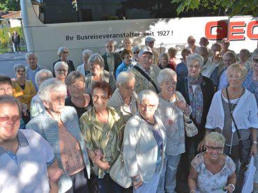 EWG und die Sommertour durchs Münsterland