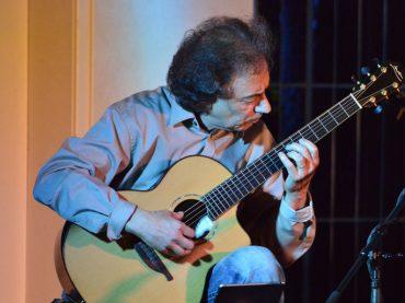 Gitarrenklänge von einem anderen Stern – die Fingerstyle Masters zum fünften Mal in Schwerte