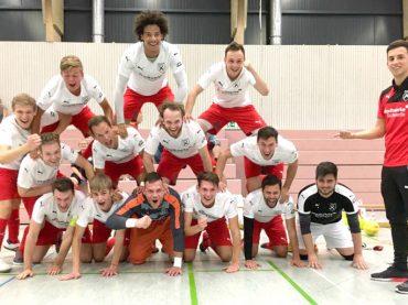 Futsaler überspringen Hürde in Aachen am Ende mit Bravour