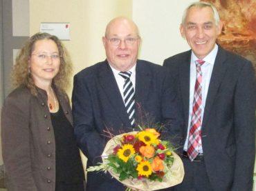 Heinz Ulrich Leuchtenberg geht in den Ruhestand