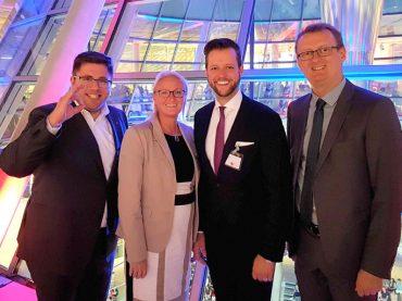 """Wirtschaftsempfang der SPD: Die Thieles """"tanzten"""" mit"""