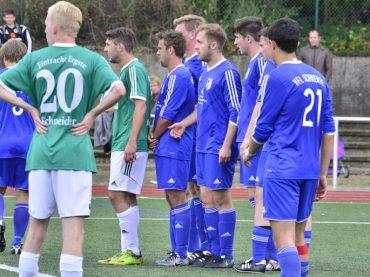 Vier Spieltage, ein Sieg: Der VfL Schwerte geht am Stock