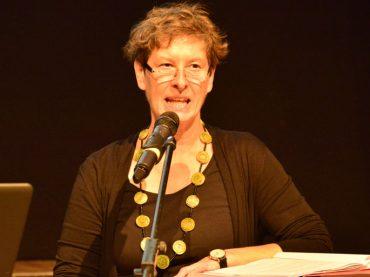 Anke Skupin vertritt Schwerte auf Heimatkongress