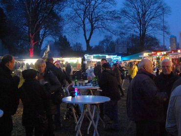 Weihnachtliches Wandhofen