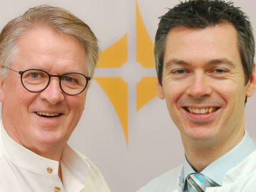 Chefarztwechsel: Dr. Walter Vosberg geht, Dr. Dirk Luther kommt