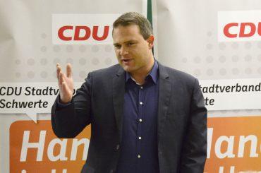 CDU-Stadtverband: Jörg Schindel geht, Egon Schrezenmaier kandidiert