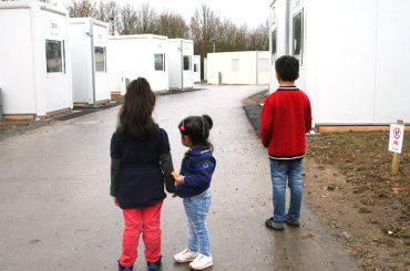 Kümmerer: Container am Gänsewinkel für Familien mit Kindern nicht geeignet