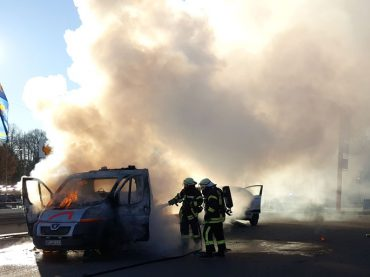 Schnelles Eingreifen der Feuerwehr verhindert Schlimmeres