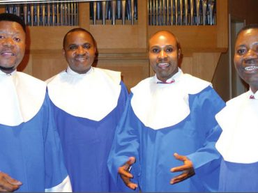 Gospelchor singt im Paul-Gerhardt-Haus