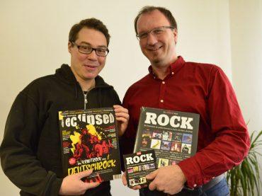 """Frank Winter und """"sein"""" Rocklexikon"""