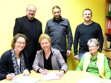 Die nächste Bildungspartnerschaft: RTG und KuWeBe unterzeichnen Vertrag