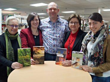 """""""Damenwahl"""" in der Stadtbücherei: Vier Autorinnen und vier spannende Geschichten"""