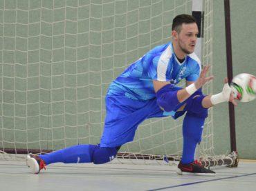 Futsal: Holzpfosten stehen wieder an der Tabellenspitze