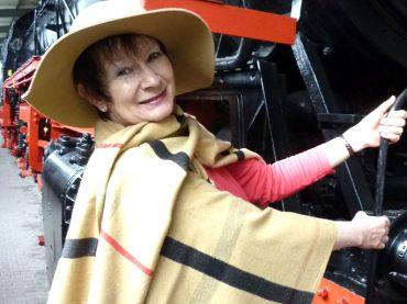 Verschwunden im Orient-Express: Wenn Kriszti Christie sucht…
