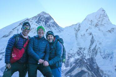Marion Böcher, das Schneckentempo und ihr Urlaub auf fast 6000 Meter Höhe