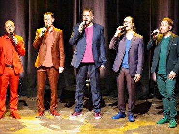 """Abschiedskonzert der """"Wise Guys"""": Volles Haus und richtig gute Musik"""