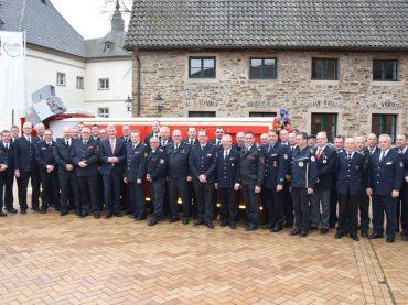 """""""Sie sorgen für unsere Sicherheit"""": Landrat dankt Feuerwehren"""