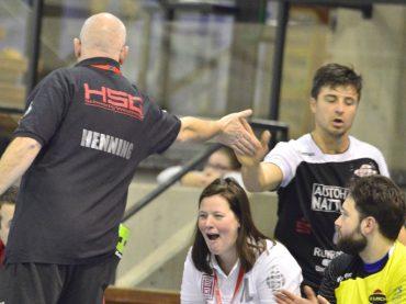 Handball: Der dritte Auswärtssieg in Folge – HSG putzt Arnsberg 37:26