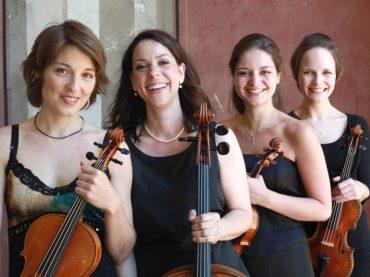 Nächte in spanischen Gärten mit dem Amalien Quartett und Friedemann Wuttke