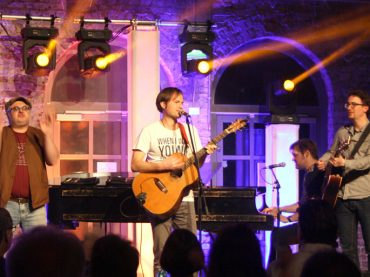 Rohrmeisterei unplugged: Gute Musik und jede Menge Humor