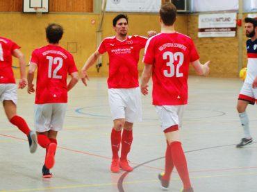 Sehr einseitige Angelegenheit: Holzpfosten schlagen den FC im Futsal-Derby 16:0