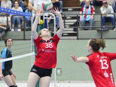 Lena Blumenstein und Nele Hoja: Zwei Neue im Team des VV Schwerte