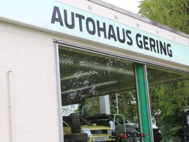 Autohaus Gering schließt