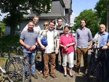 SPD: Fahrradgarage nach Schwerter Vorbild für Ergster Bahnhof