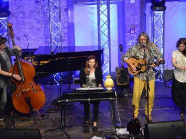 Rohrmeisterei unplugged: Ein klasse Abend mit den Feuersteins