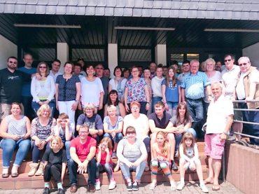 Besuch aus Allouagne: Attahöhle und Biggesee begeistern