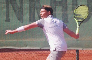Heute Finaltag in Westhofen: Oliver Manz steht in drei Endspielen
