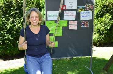 Work Life Design – Ein Workshop im Garten